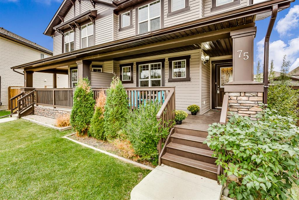 FEATURED LISTING: 75 LUXSTONE Point Southwest Airdrie