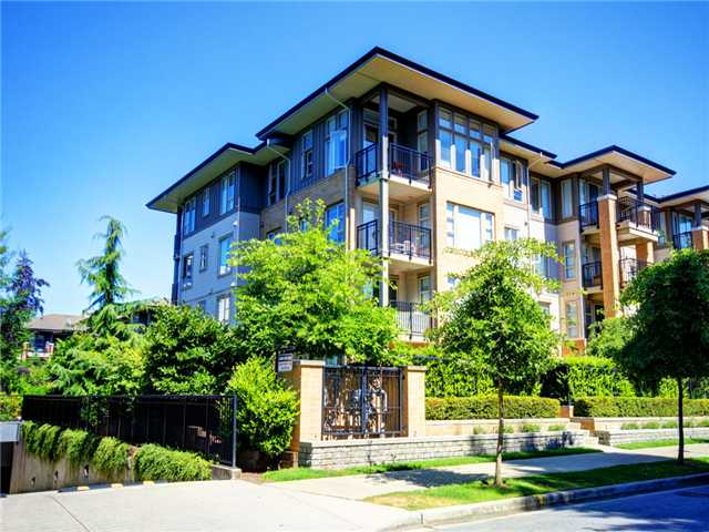 "Main Photo: # 213 5725 AGRONOMY RD in Vancouver: University VW Condo for sale in ""GLENLLOYD PARK"" (Vancouver West)  : MLS® # V1020841"