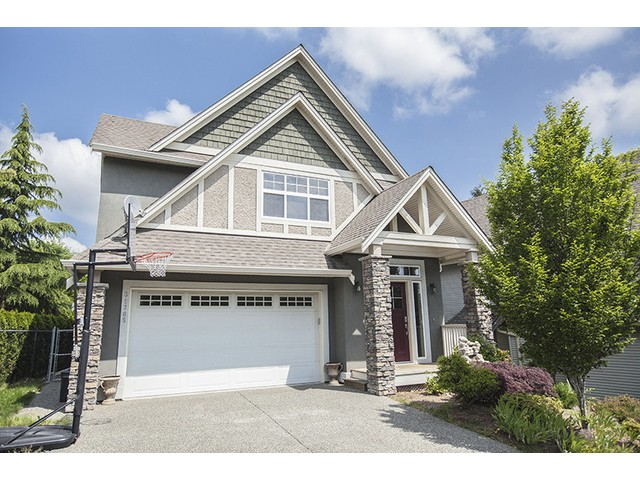 Main Photo: 31765 Thornhill Pl in Abbotsford: Abbotsford West House for sale : MLS®# F1441518