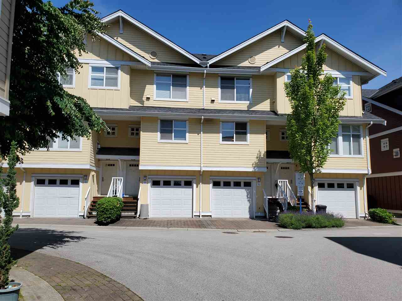 FEATURED LISTING: 70 - 935 EWEN Avenue New Westminster