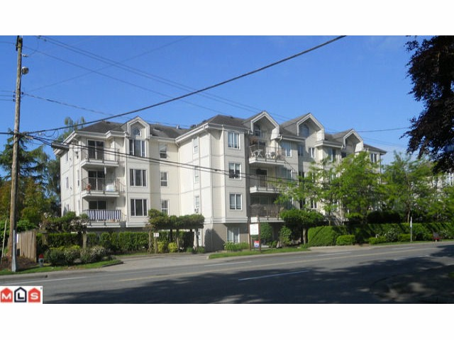"Main Photo: 405 33502 GEORGE FERGUSON Way in Abbotsford: Central Abbotsford Condo for sale in ""CARINA COURT"" : MLS®# F1214988"