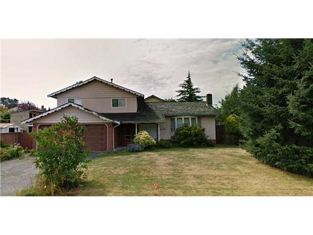 Main Photo: 4820 HERMITAGE Drive in Richmond: Steveston North House for sale : MLS® # V990596