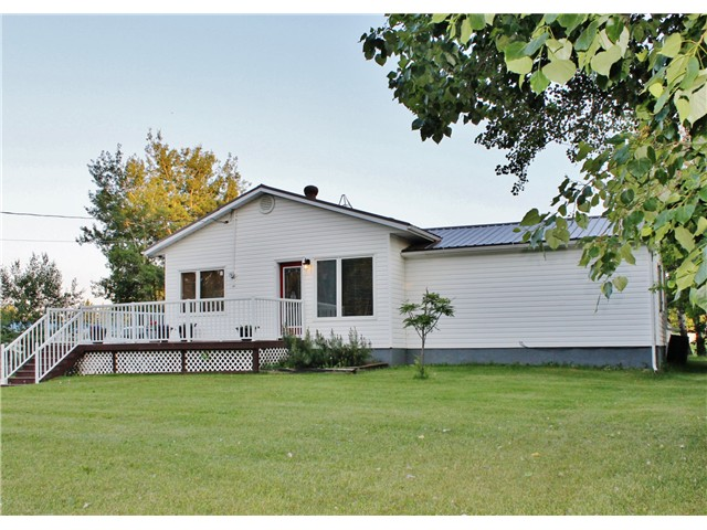 Main Photo: 12789 OLD HOPE Road in Charlie Lake: Lakeshore House for sale (Fort St. John (Zone 60))  : MLS®# N239163