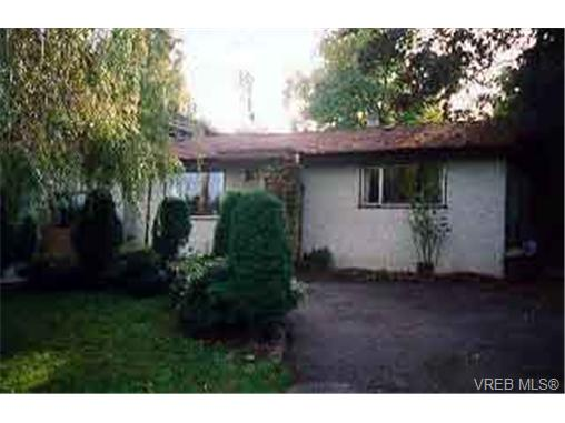 Main Photo: 841 Violet Avenue in VICTORIA: SW Marigold Single Family Detached for sale (Saanich West)  : MLS® # 128137