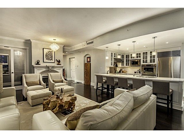 Main Photo: # 1202 1280 RICHARDS ST in Vancouver: Yaletown Condo for sale (Vancouver West)  : MLS(r) # V1064912