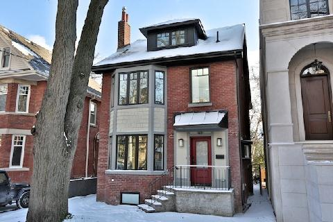 Main Photo: 43 Balmoral Ave in Toronto: Yonge-St. Clair Freehold for sale (Toronto C02)  : MLS® # C3072777