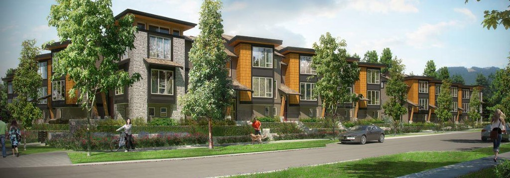 Main Photo: #14-757 Orwell St. in North Vancouver: Lynnmour Townhouse for sale (NORTH VANCOUV)