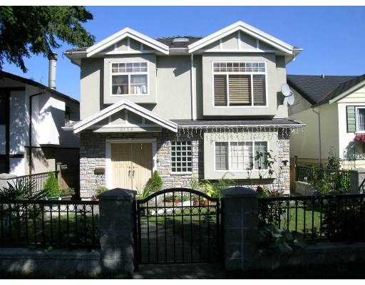Main Photo: 2779 E 15TH Ave in Vancouver: Renfrew Heights House for sale (Vancouver East)  : MLS® # V624888