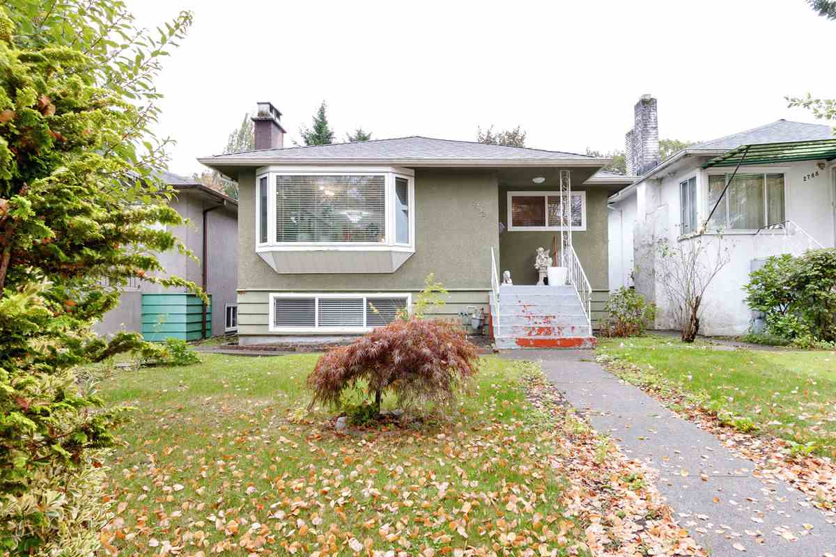 FEATURED LISTING: 2792 MCGILL Street Vancouver