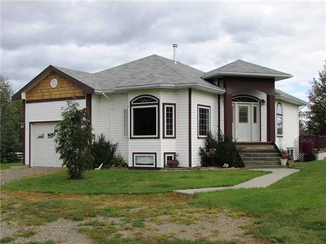 "Main Photo: 14235 259TH Road in Fort St. John: Fort St. John - Rural W 100th House for sale in ""NORTH PINE"" (Fort St. John (Zone 60))  : MLS®# N230500"