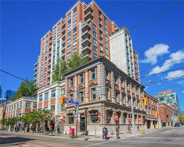 FEATURED LISTING: 701 168 King Street East Toronto