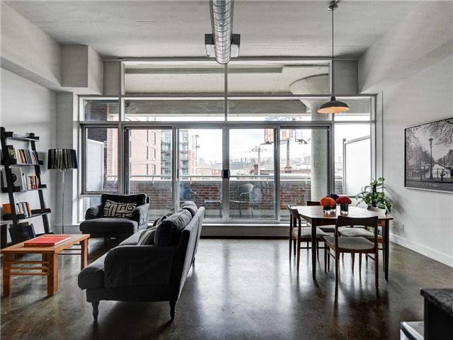 FEATURED LISTING: 302 - 233 Carlaw Avenue Toronto
