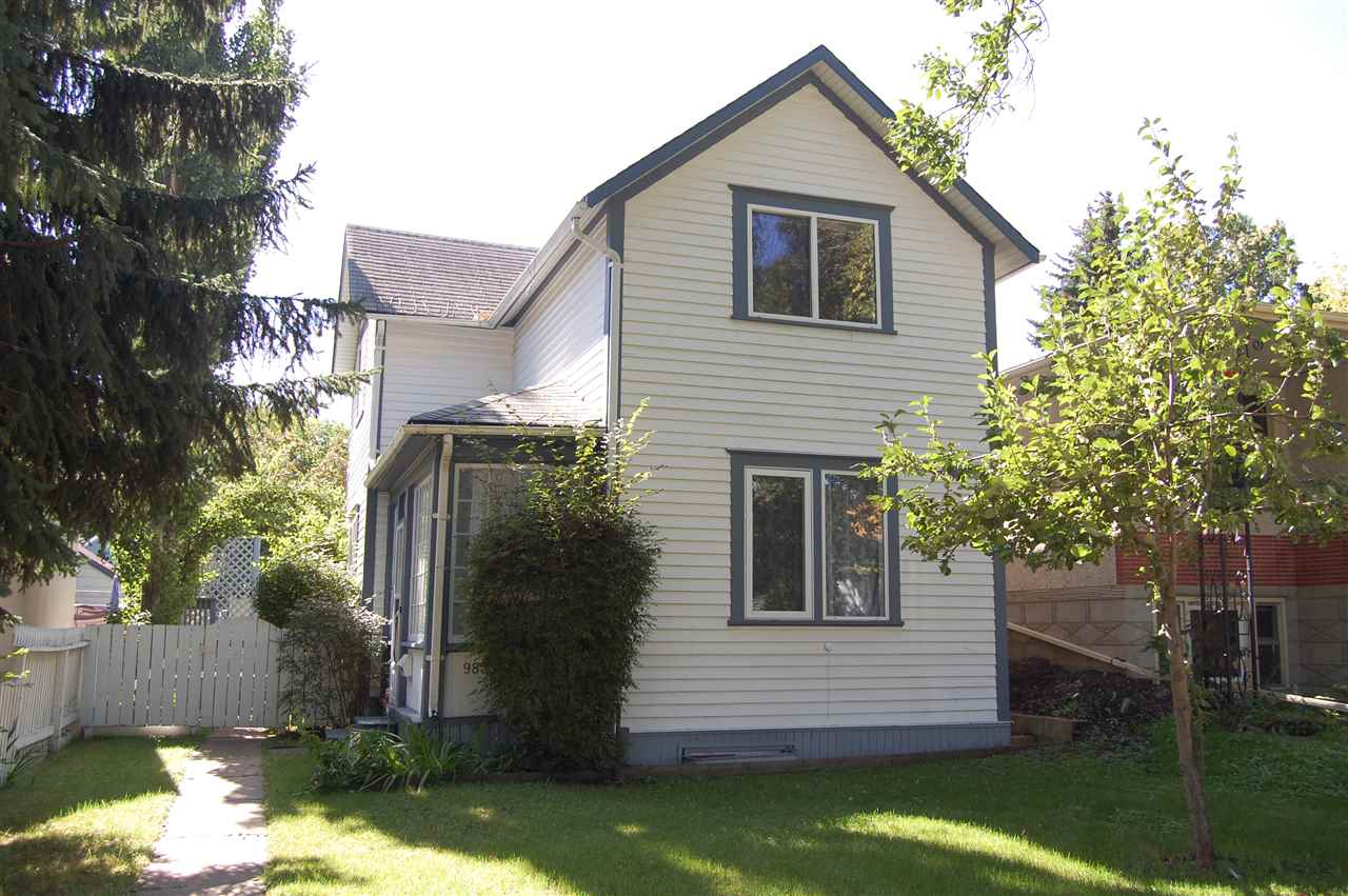 FEATURED LISTING: 9837 85 Avenue Edmonton