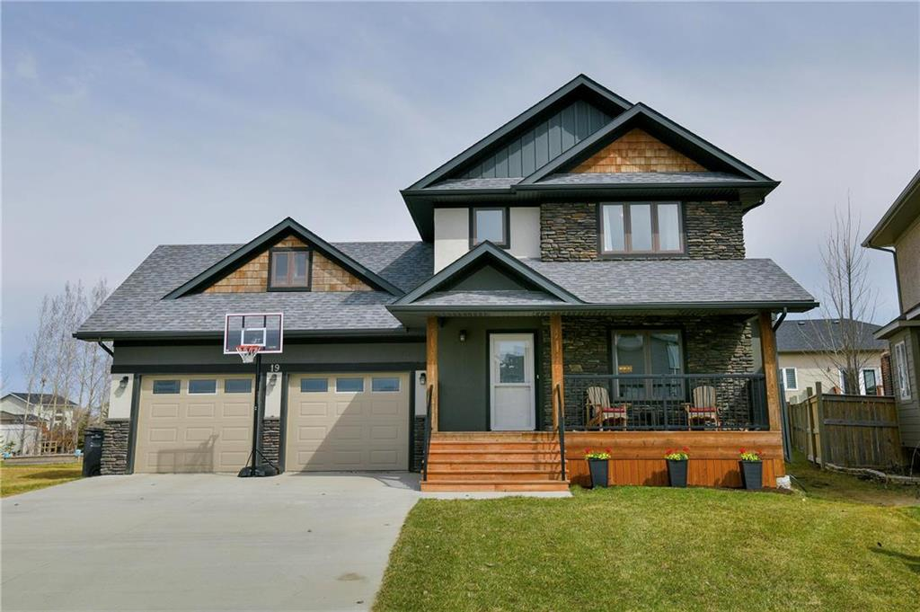 FEATURED LISTING: 19 WYNDHAM Court Niverville