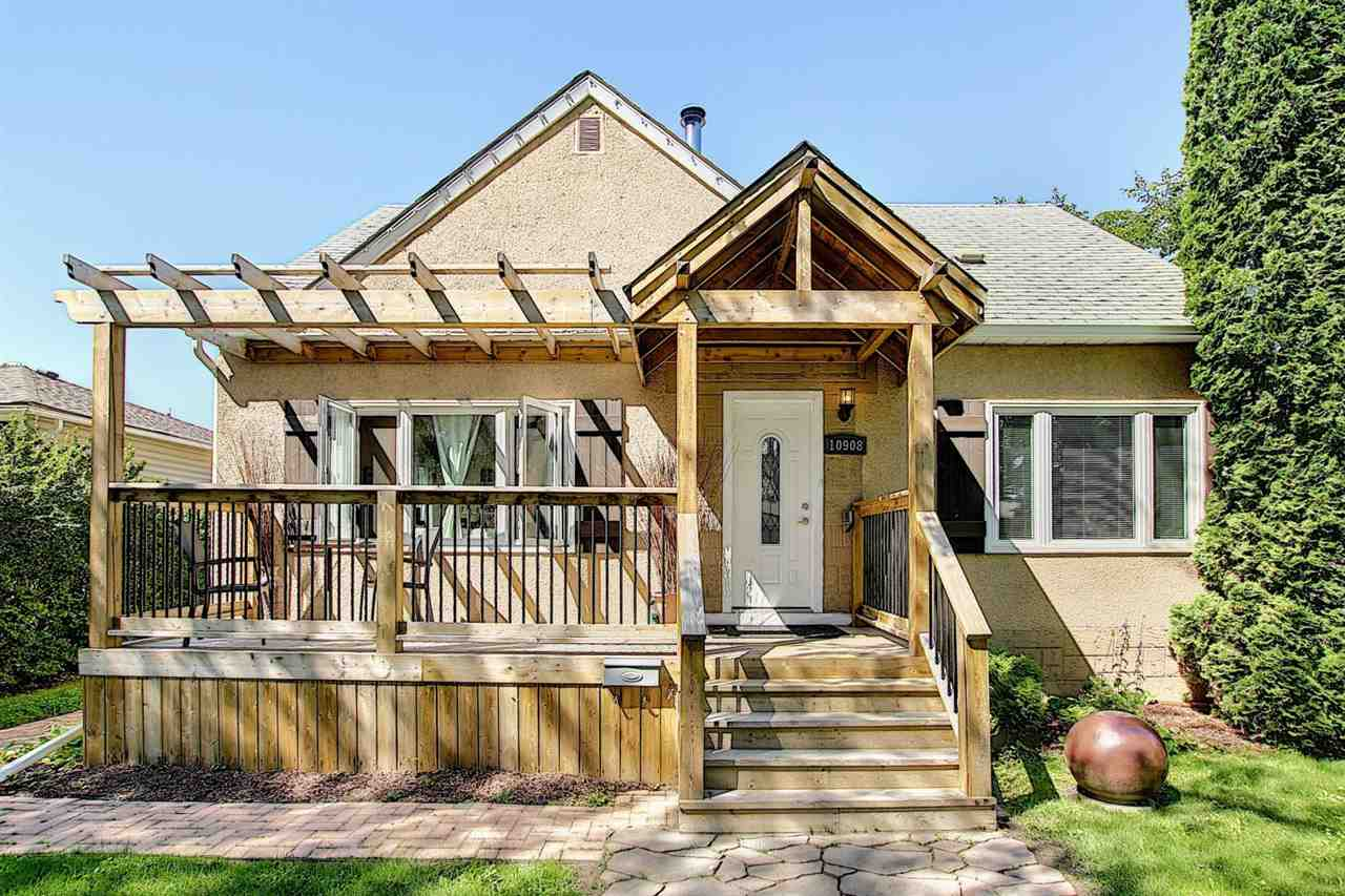 FEATURED LISTING: 10908 132 Street Northwest Edmonton