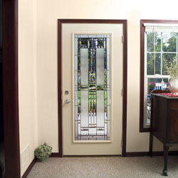 customize your exterior door to accent your home