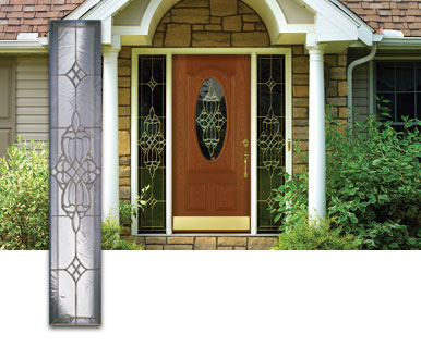 entry door stained glass replacement. entry door stained glass replacement