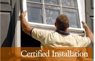 Certified Installation