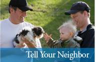 Tell Your Neighbor
