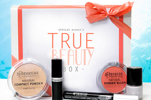 True Beauty Box Veganista