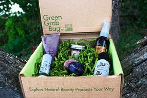 Green Grab Bag