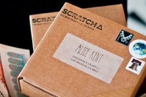 Scratch Monthly Mani Box