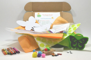 The Happy Trunk & DIY Happy Kits