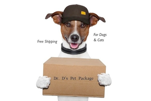 Dr. D's Pet Packages