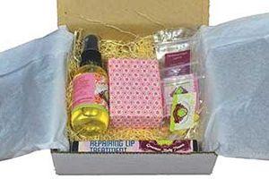 Gourmet Body Treats Beauty Box