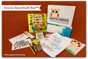 Page's Corner StoryCraft Box