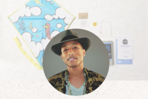 Pharrell Williams Quarterly Box