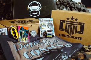 Hero Crate