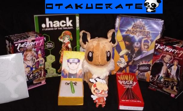 Otaku Crate My Subscription Addiction