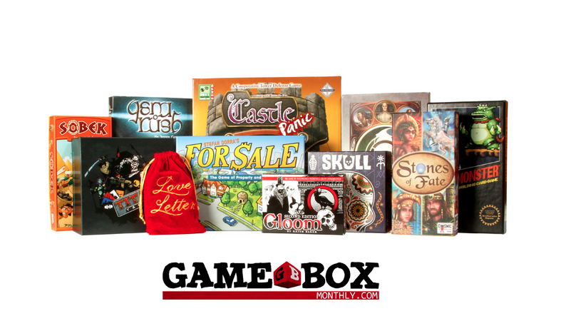 Game Box Monthly My Subscription Addiction