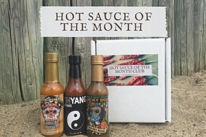HEAT Hot Sauce of the Month