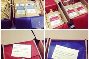 Q BOX Tea Box