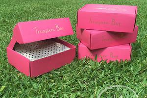 Southern Lilly Lady Treasure Box