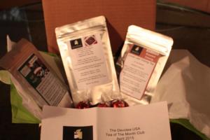 The Devotea USA Tea of the Month