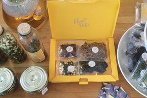 ChaTale Tea Box