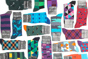 Good Luck Sock: Sock of the Month Club