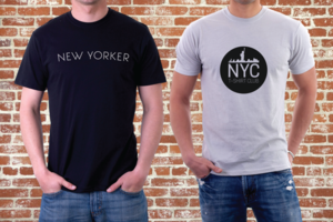 New York T Shirt of the Month Club