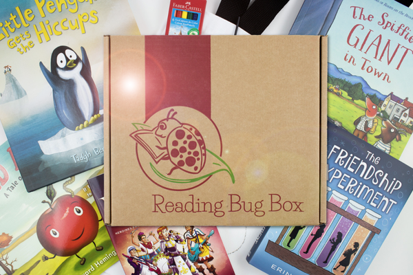 Reading Bug Box My Subscription Addiction