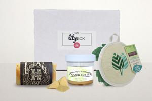 Bath Lily Box