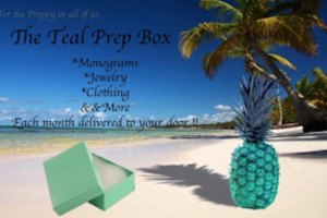 The Teal Prep Box