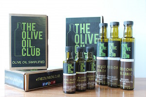 The Olive Oil Club