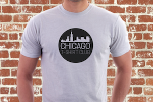 Chicago T Shirt of the Month Club