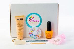 Jazzy Nail Box