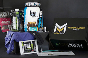 Monarch Fitness Performance Pack