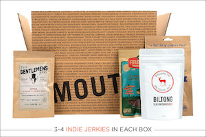 Mouth: Jerky Every Month