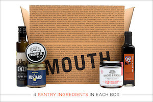 Mouth: Ingredients Every Month